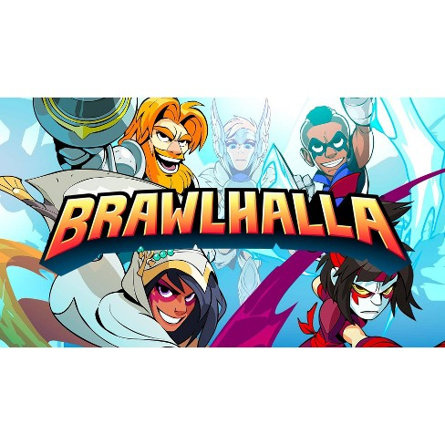 Brawlhalla - Nintendo Switch (Digital) - image 1 of 1