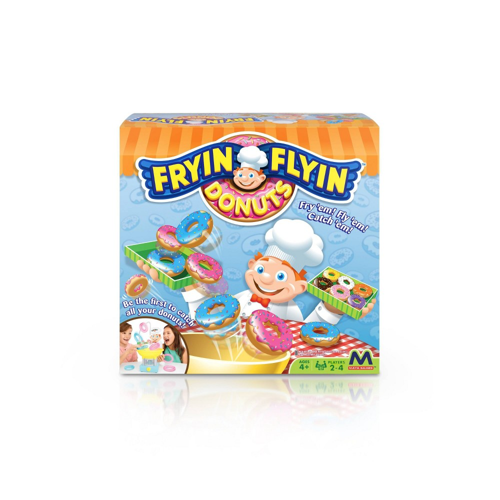 Fryin Flyin Donuts Board Game was $12.39 now $6.19 (50.0% off)