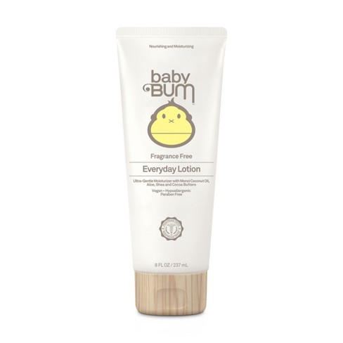 Baby Bum Everyday Lotion, Fragrance Free - 8oz - image 1 of 4