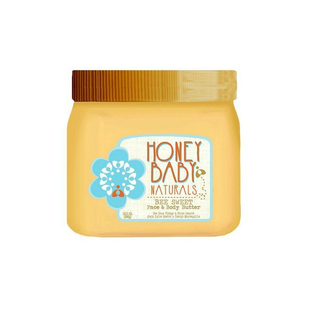 Image of Honey Baby Bee Sweet Face & Body Butter - 10.5 oz