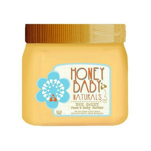 Honey Baby Bee Sweet Face & Body Butter - 10.5 oz - image 1 of 4