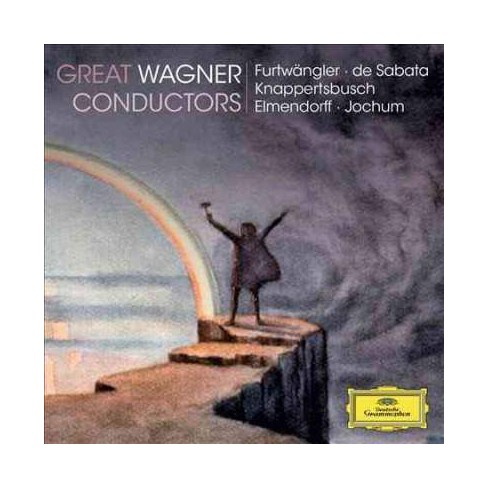 Various - Great Wagner Conductors (CD) - image 1 of 1