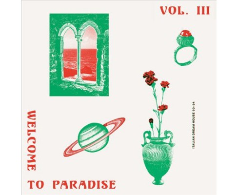 Various - Welcome To Paradise Vol 3 (Vinyl) - image 1 of 1