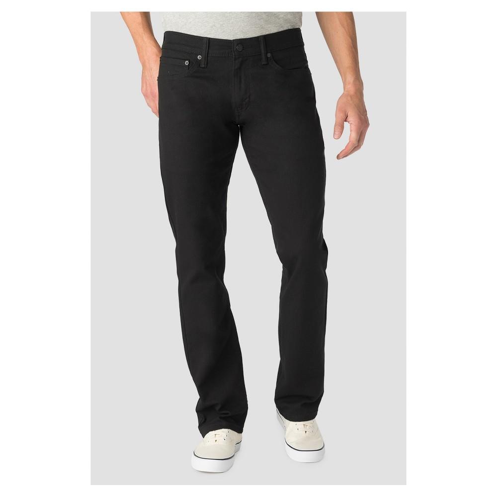 Denizen from Levi's Men's 218 Straight Fit Jeans - Raven 30x30