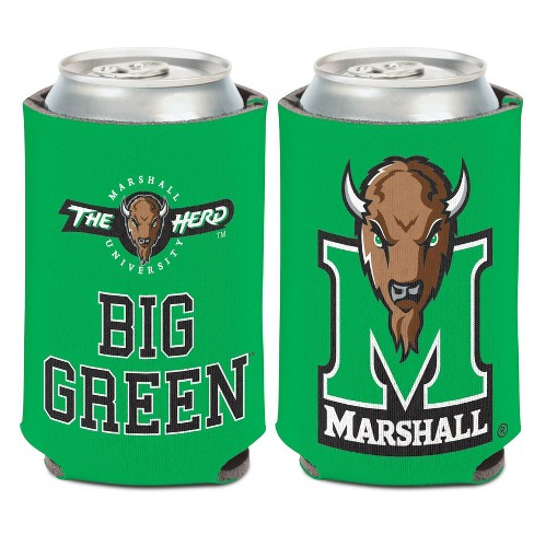 NCAA Marshall Thundering Herd Slogan Can Cooler - image 1 of 1