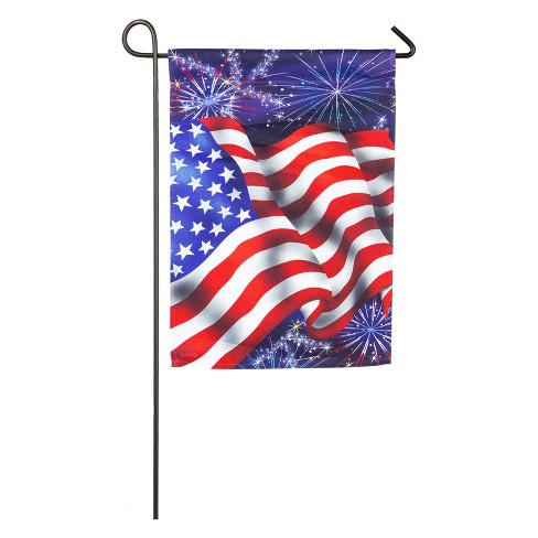 "0.01"" H Polyester Flag - Evergreen - image 1 of 1"