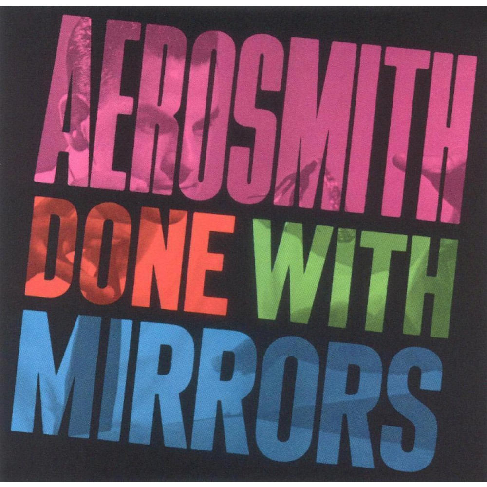 Aerosmith - Done With Mirrors (CD)