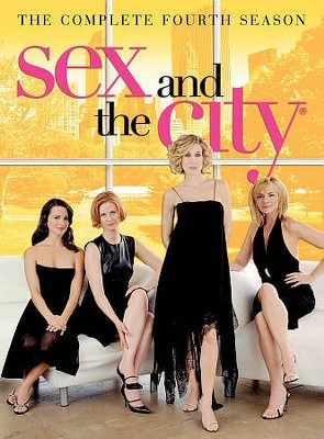 The sex and the city dvd