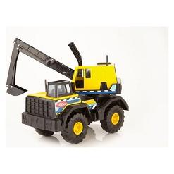 Tonka Steel Backhoe, toy vehicles