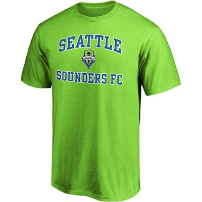 MLS Seattle Sounders Men's Short Sleeve Crew Neck Core T-Shirt