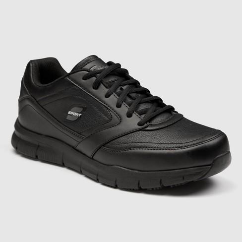 Men's S Sport by Skechers Brise Non Slip Sneakers - Black - image 1 of 4