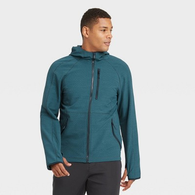 Men's Woven Fleece Jacket - All in Motion™