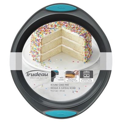 Trudeau Structure Silicone Round Cake Mold 9