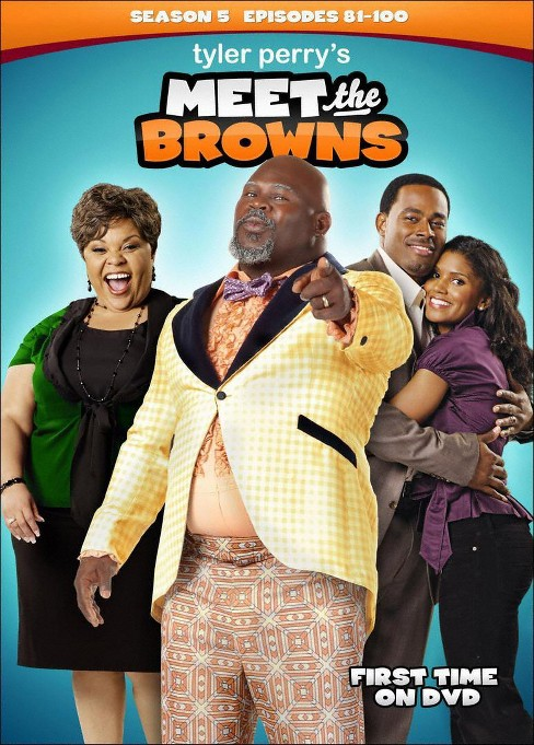 Tyler Perry's Meet the Browns: Season 5 [3 Discs] - image 1 of 1