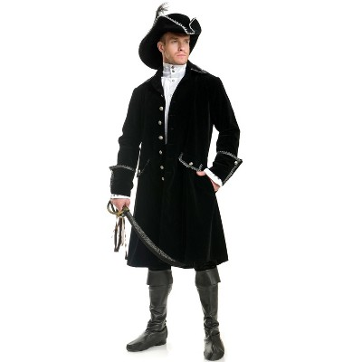 Charades Distinguished Pirate Adult Costume