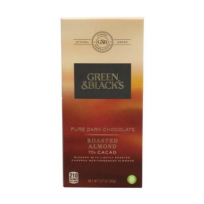 Chocolate Candies: Green & Black's Organic Dark Chocolate