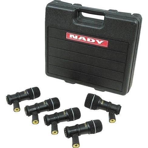 Nady DMK-5 Drum Mic Package - image 1 of 6