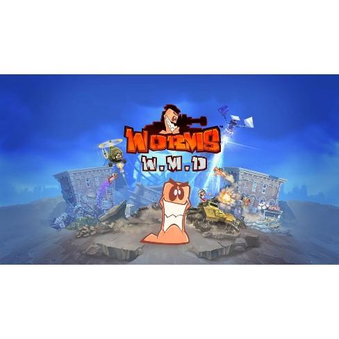 Worms W.M.D. - Nintendo Switch (Digital)