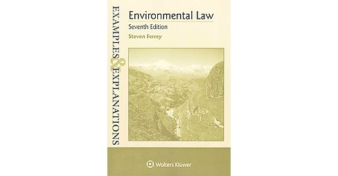Environmental Law (Paperback) (Steven Ferrey) - image 1 of 1