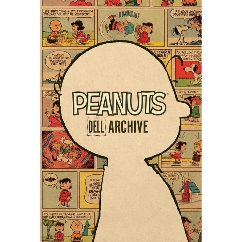 c81b38503b Peanuts Dell Archive - (Peanuts) By Charles M. Schulz (Hardcover)   Target