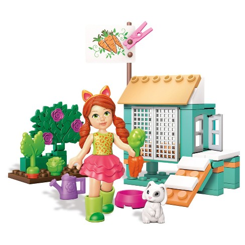 Mega Construx Welliewishers Carrot's Hutch Building Set - image 1 of 4