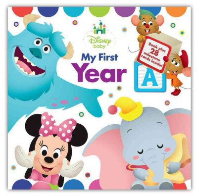 Disney Baby My First Year (Hardcover)(Marcy Kelman)