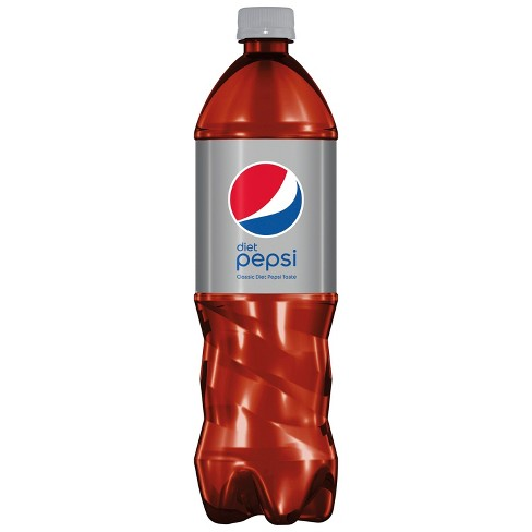 Diet Pepsi - 1.25 L Bottle - image 1 of 3