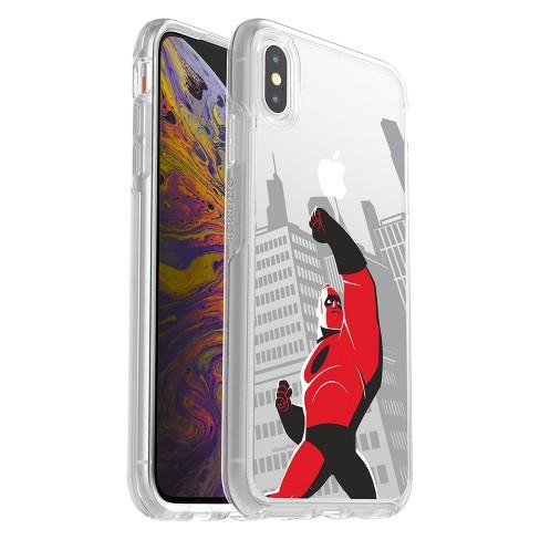 premium selection b37ff 56e68 OtterBox Apple iPhone XS Max Disney Symmetry Case - Mr. Incredible