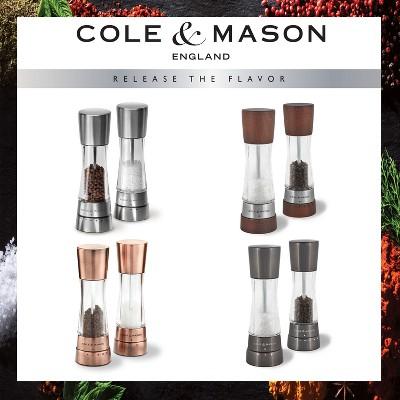 Cole & Mason Salt & Pepper Mills Collection