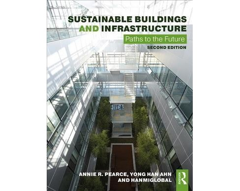 Sustainable Buildings and Infrastructure : Paths to the Future (Paperback) (Annie R. Pearce & Yong Han - image 1 of 1
