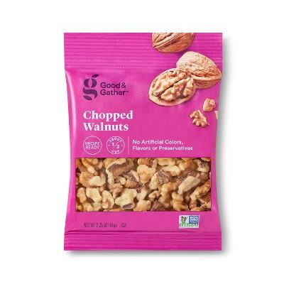 Chopped Walnuts - 2.25oz - Good & Gather™