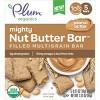 Plum Organics Mighty Nut Butter Bar Peanut Butter - 5ct/0.67oz Each - image 3 of 4