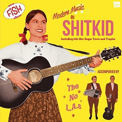 Shitkid - Fish (Vinyl) - image 1 of 1