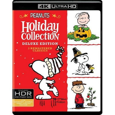 Peanuts: Holiday Anniversary Collection (4K/UHD)