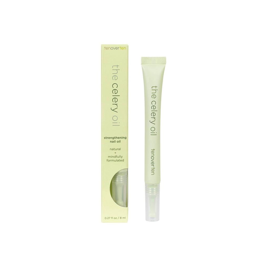 Image of tenoverten Celery Nail Oil - 0.27 fl oz