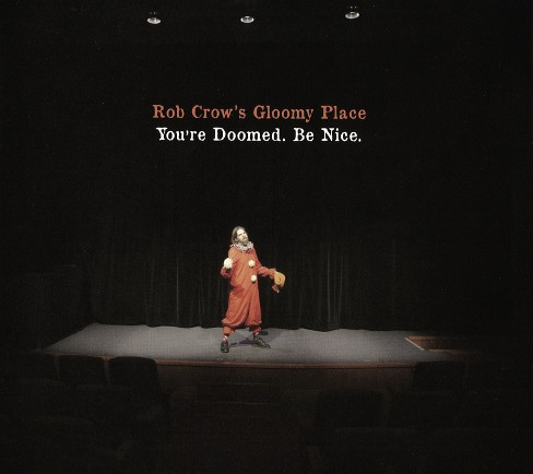 Rob crow - You're doomed be nice (CD) - image 1 of 1