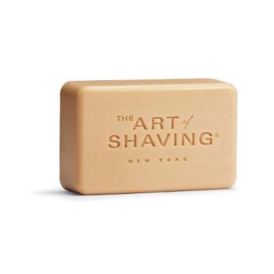 The Art Of Shaving Men's Sandalwood Body Bar Soap - 7oz