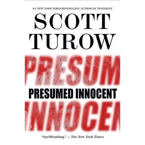 Presumed Innocent - by  Scott Turow (Paperback) - image 1 of 1