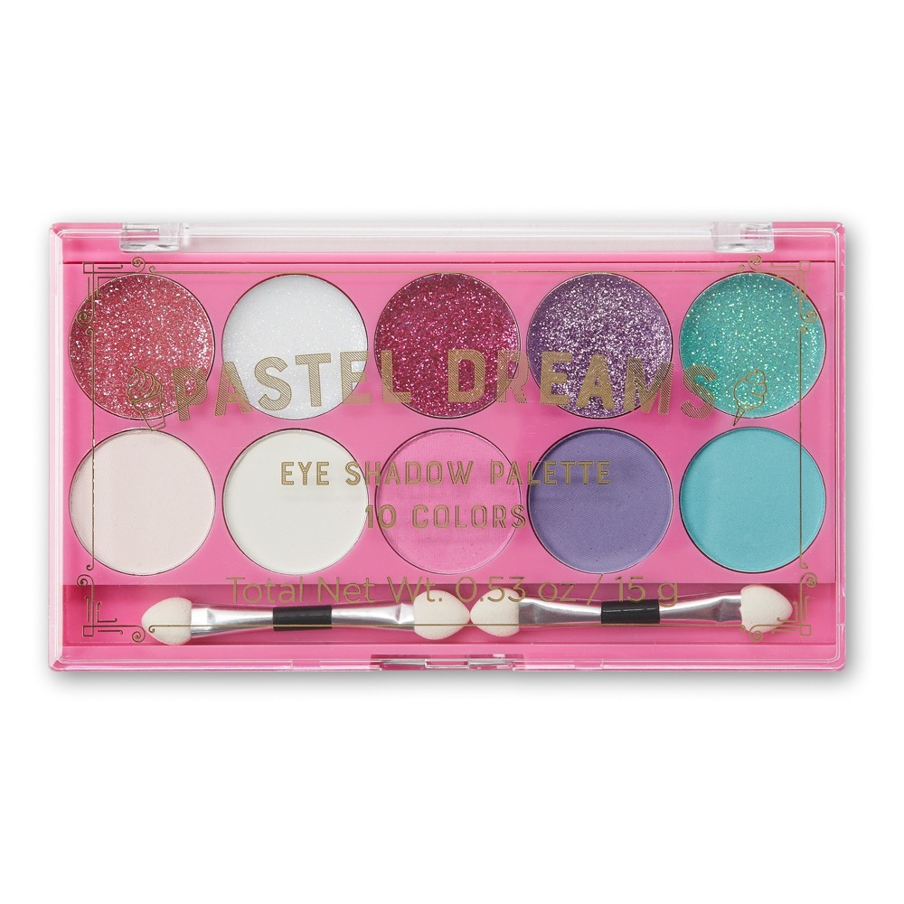 Image of Tri-Coastal Design Eye Glitter Palette Bright - 0.6oz