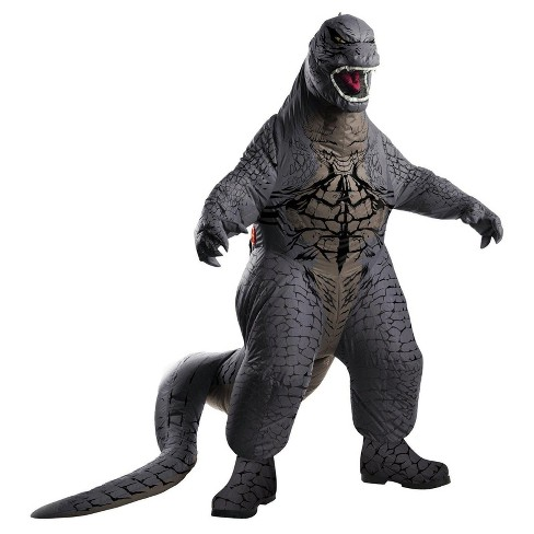 Godzilla Kids' Inflatable Costume One Size Fits Most - image 1 of 1