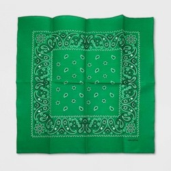 Adult Bandana Printed – Assorted Colors