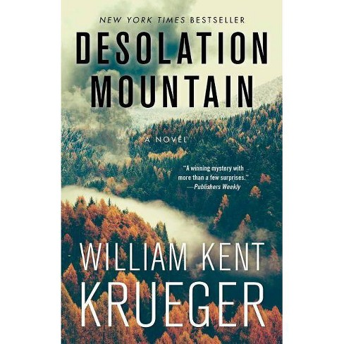 Desolation Mountain - (Cork O'Connor Mystery) by  William Kent Krueger (Paperback) - image 1 of 1