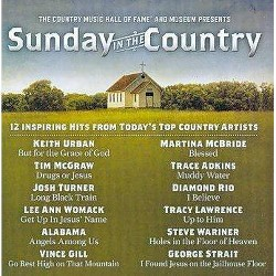 Various - Sunday In The Country (CD)