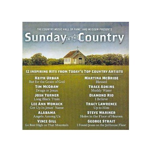 Various - Sunday In The Country (CD) - image 1 of 1