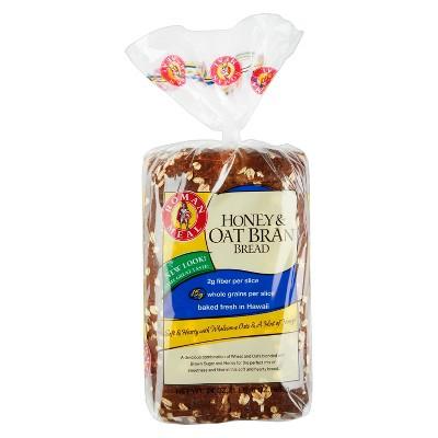 Roman Meal Oat Bran Bread - 24oz