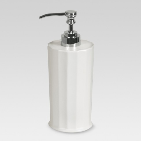 Soap/lotion Dispenser White - Threshold™ - image 1 of 1
