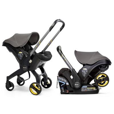 Doona Car Seat & Stroller - Gray Hound