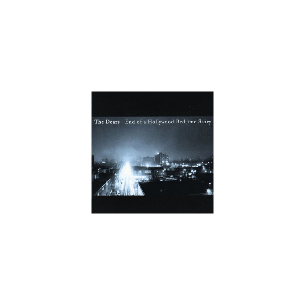Dears - End Of A Hollywood Bedtime Story (Vinyl)