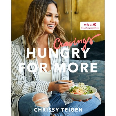 Cravings: Hungry for More by Chrissy Teigen Target Exclusive Edition (Hardcover)