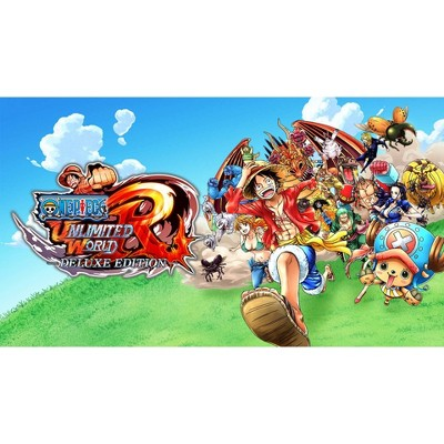 One Piece: Unlimited World Red Deluxe Edition - Nintendo Switch (Digital)